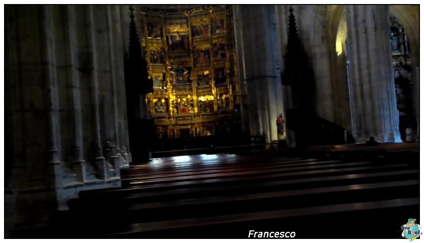 2014/05/25- Southampton -Independence OTS Francia e Spagna-oviedo-cattedrale-interni-jpg