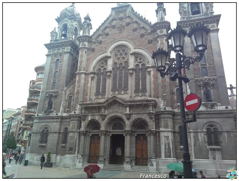 2014/05/25- Southampton -Independence OTS Francia e Spagna-oviedo-iglesia-de-san-juan-el-real-jpg