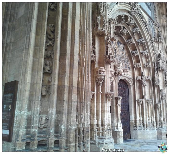 2014/05/25- Southampton -Independence OTS Francia e Spagna-oviedo-portale-cattedrale-jpg