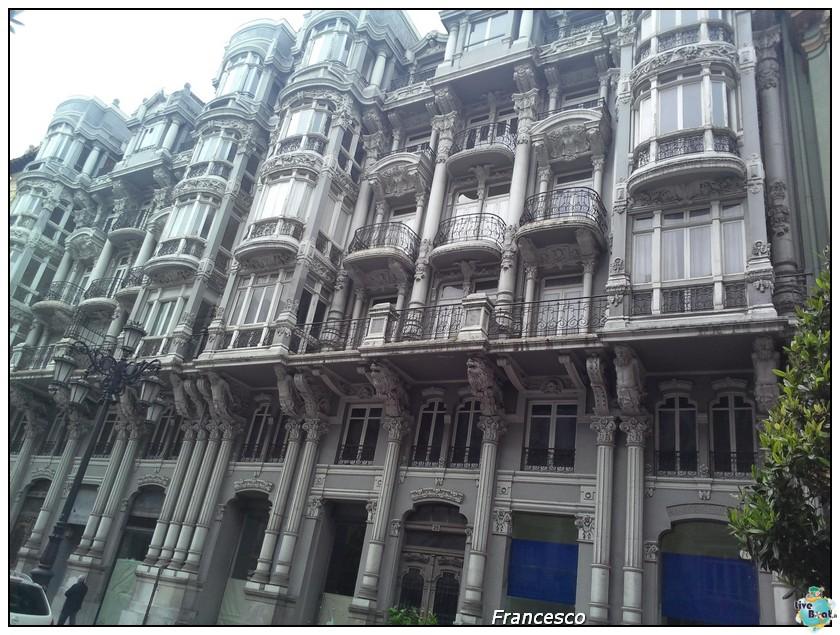 2014/05/25- Southampton -Independence OTS Francia e Spagna-oviedo-tipica-architettura-jpg
