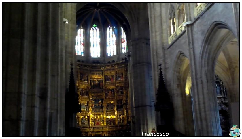 2014/05/25- Southampton -Independence OTS Francia e Spagna-1oviedo-cattedrale-interni-jpg