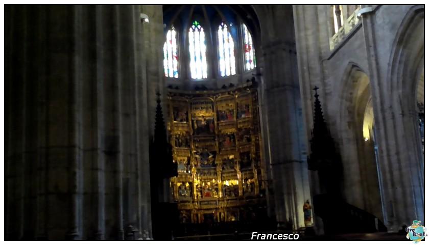 2014/05/25- Southampton -Independence OTS Francia e Spagna-5-oviedo-cattedrale-interni-jpg