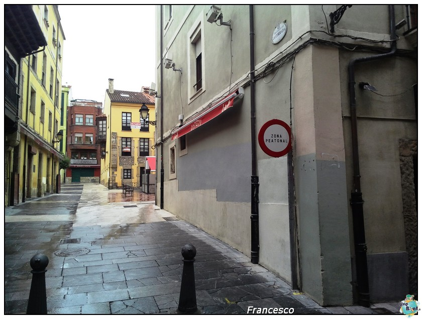 2014/05/25- Southampton -Independence OTS Francia e Spagna-gijon-viuzze-centro-storico-jpg