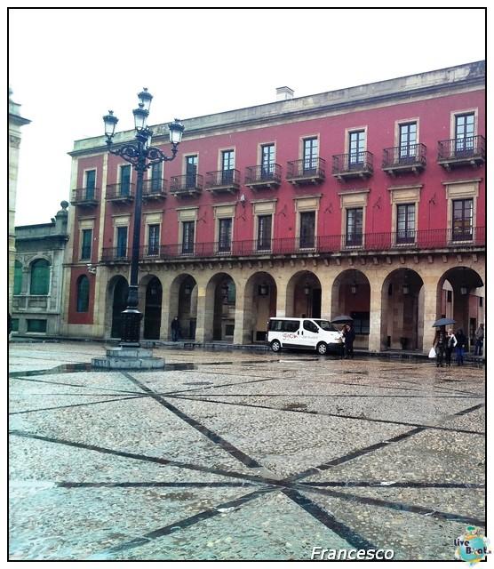 2014/05/25- Southampton -Independence OTS Francia e Spagna-gijon-plaza-mayor-jpg