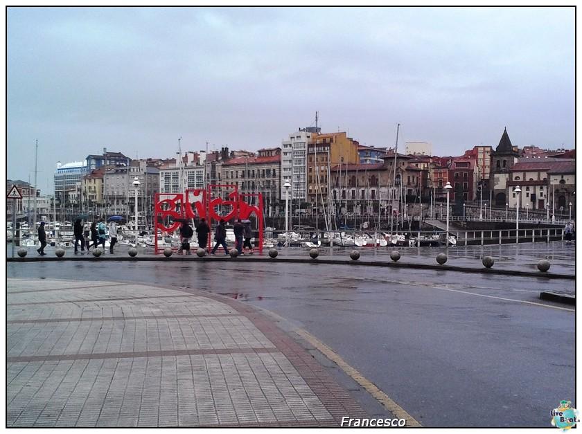 2014/05/25- Southampton -Independence OTS Francia e Spagna-gijon-porto-turistico-jpg