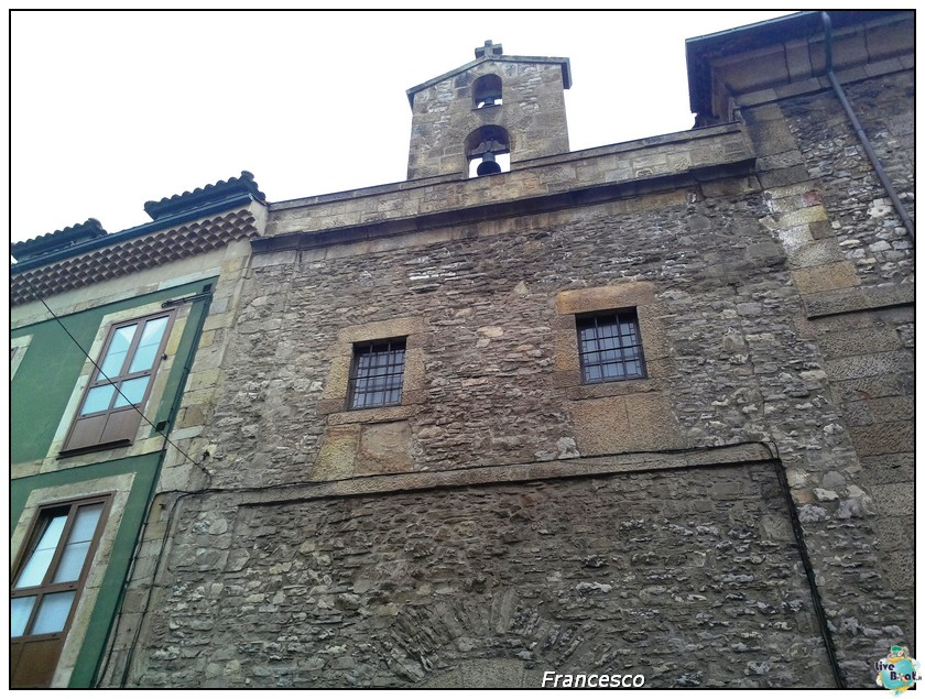 2014/05/25- Southampton -Independence OTS Francia e Spagna-gijon-cappella-piazza-jovellanos-jpg