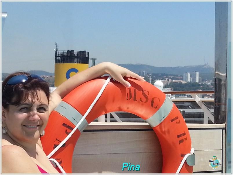 MSC Preziosa mini-crociera Marsiglia Genova Napoli-93mscpreziosaliveboat-jpg