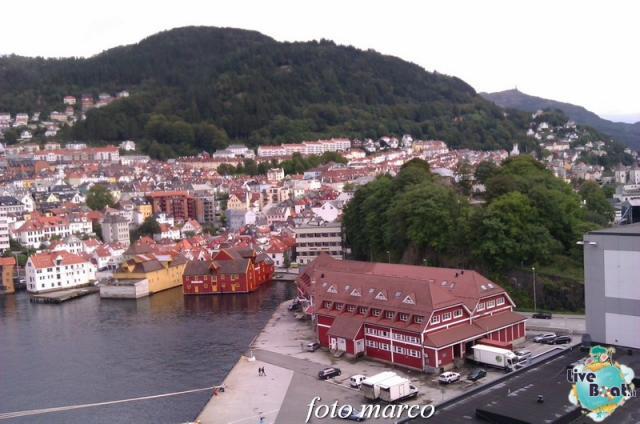 Cosa visitare a Bergen -Norvegia--256foto-liveboat-nord_europa-costa_luminosa-jpg