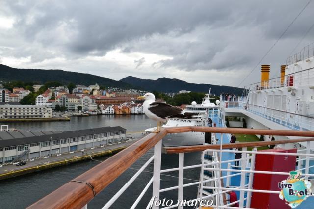 Cosa visitare a Bergen -Norvegia--259foto-liveboat-nord_europa-costa_luminosa-jpg