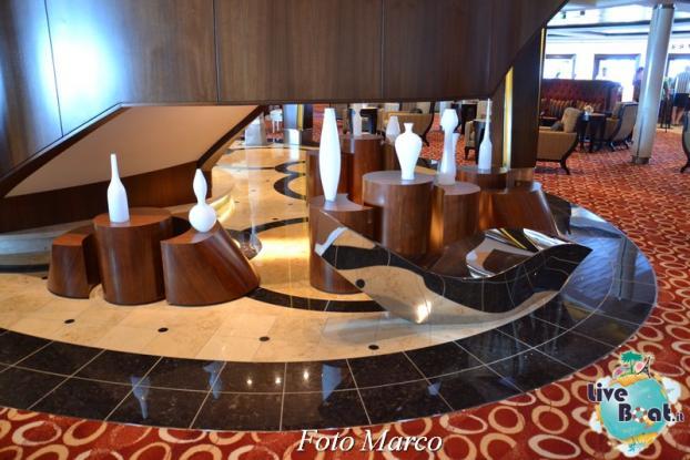 Grand Foyer di  Celebrity Silhouette-9foto-liveboat-celebrity_silhouette-jpg