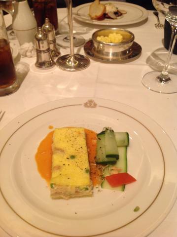 Cunard Queen Elizabeth - Gastro-recensione 08-15 Aug.2014-2-jpg