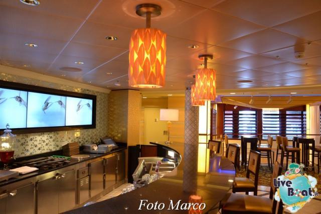 """Il """"Molecular Bar"""" di Celebrity Silhouette-2foto-liveboat-celebrity_silhouette-jpg"""
