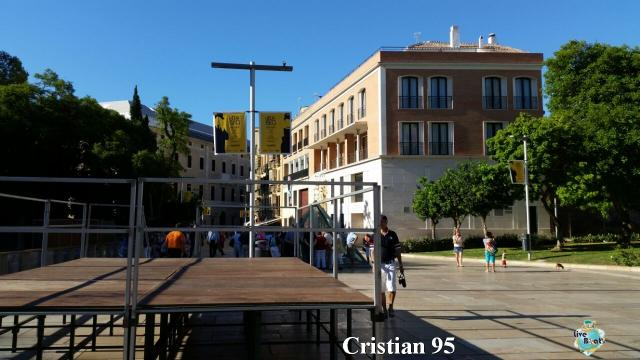 2014/09/14 Malaga-3-foto-costa-luminosa-malaga-diretta-liveboat-crociere-jpg