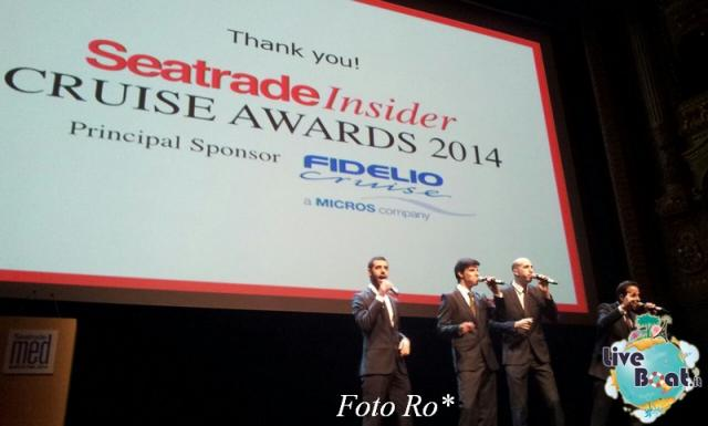 Seatrade Med 2014 a Barcellona Liveboat presente all'evento.-2foto-liveboat-ro-jpg