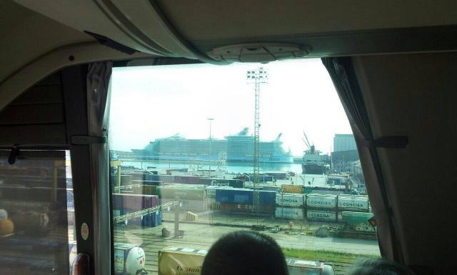 2014/09/18 Visita nave Oasis of the seas a Barcellona-uploadfromtaptalk1411035538776-jpg