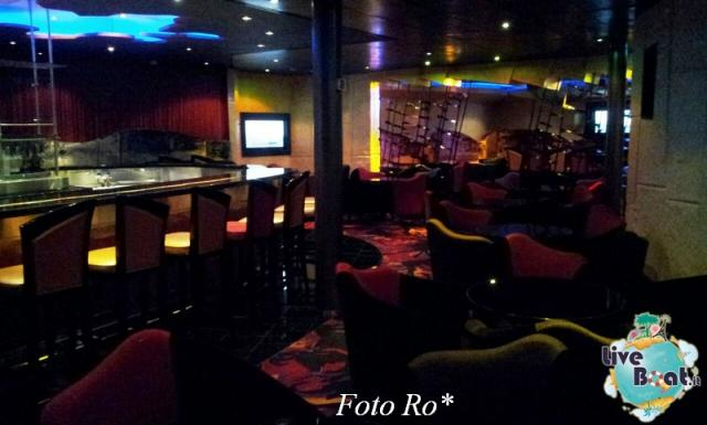 2014/09/18 Visita nave Oasis of the seas a Barcellona-3foto-liveboat-ro-jpg
