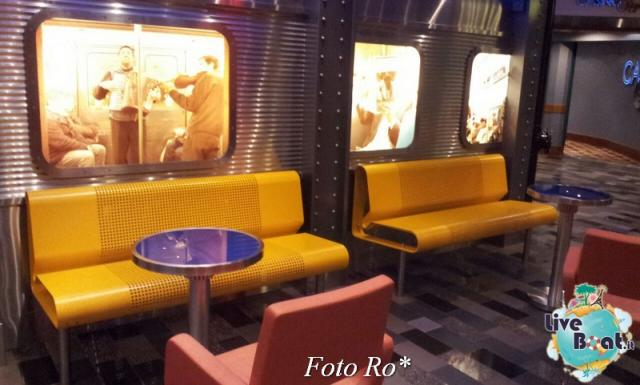 2014/09/18 Visita nave Oasis of the seas a Barcellona-6foto-liveboat-ro-jpg