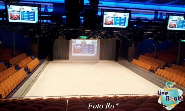 2014/09/18 Visita nave Oasis of the seas a Barcellona-05foto-liveboat-ro-jpg