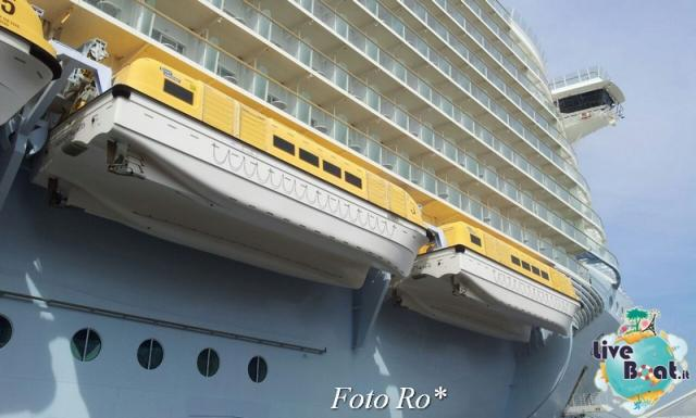 2014/09/18 Visita nave Oasis of the seas a Barcellona-18foto-liveboat-ro-jpg