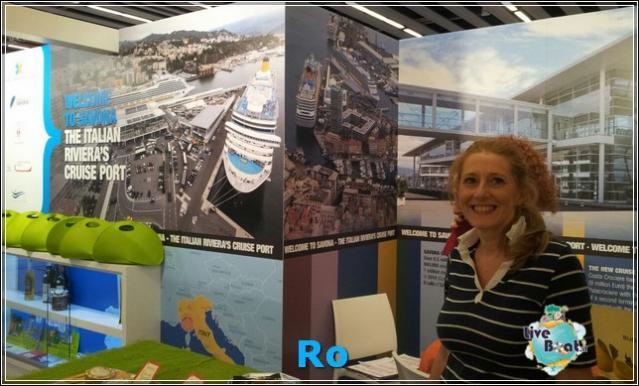 Seatrade Med 2014 a Barcellona Liveboat presente all'evento.-foto-seatrade2-barcellona-direttaliveboat-crociere-1-jpg