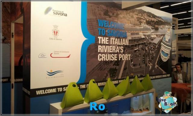 Seatrade Med 2014 a Barcellona Liveboat presente all'evento.-foto-seatrade2-barcellona-direttaliveboat-crociere-3-jpg