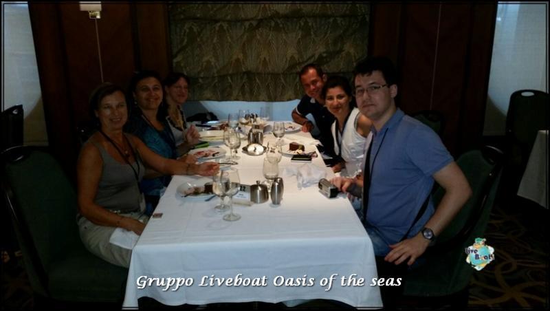 2014/09/20 Visita nave su Oasis of the seas a Civitavecchia-visita-nave-gruppo-liveboat-crociere-2-jpg