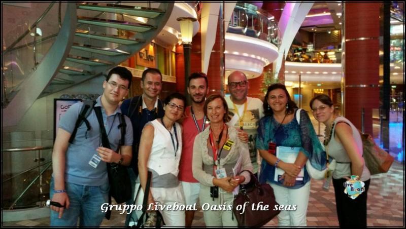 2014/09/20 Visita nave su Oasis of the seas a Civitavecchia-visita-nave-gruppo-liveboat-crociere-9-jpg