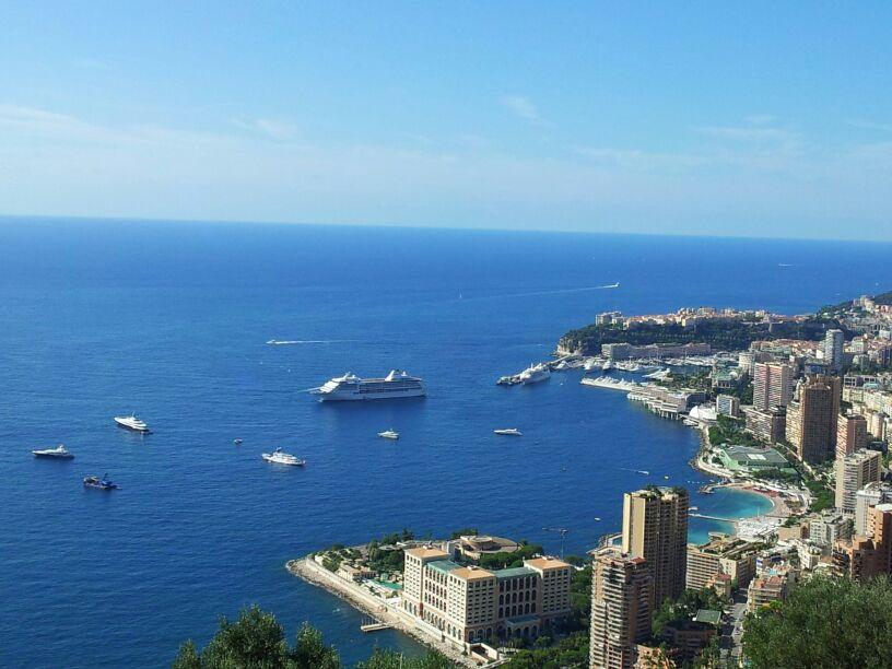 2013/08/26 Visita nave Silver Cloud a Monaco.-foto-silvercloud-liveboatcrociere-2-jpg