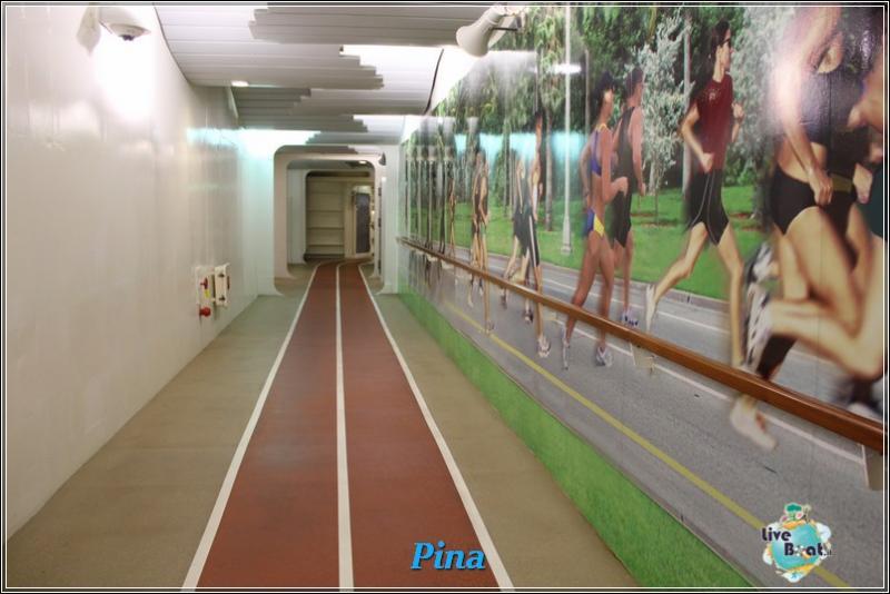La pista da jogging di Oasis ots-foto-royal-caribbean-oasis-ots-pista-2-jpg