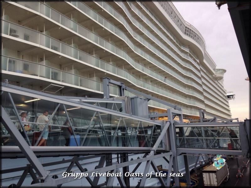 2014/09/23 Oasis of the seas sbarco a Barcellona-crociera-oasis-of-the-seas-gruppo-liveboat-15-jpg