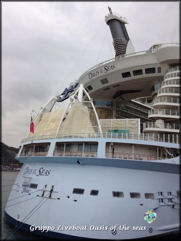 2014/09/23 Oasis of the seas sbarco a Barcellona-crociera-oasis-of-the-seas-gruppo-liveboat-16-jpg
