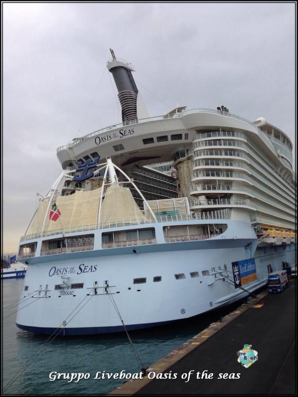 2014/09/23 Oasis of the seas sbarco a Barcellona-crociera-oasis-of-the-seas-gruppo-liveboat-21-jpg