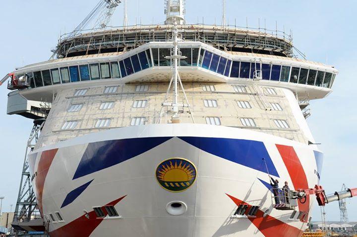 P&O ha presentato la livrea della futura ammiraglia Britannia-984225_10152694141165782_7168895524087273315_n-jpg