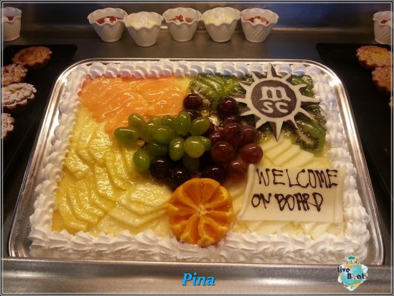 """""""Pago Pago"""" - il ristorante buffet di Msc Splendida-foto-msc-splendida-pago-pago-buffet-liveboatcrociere-5-jpg"""