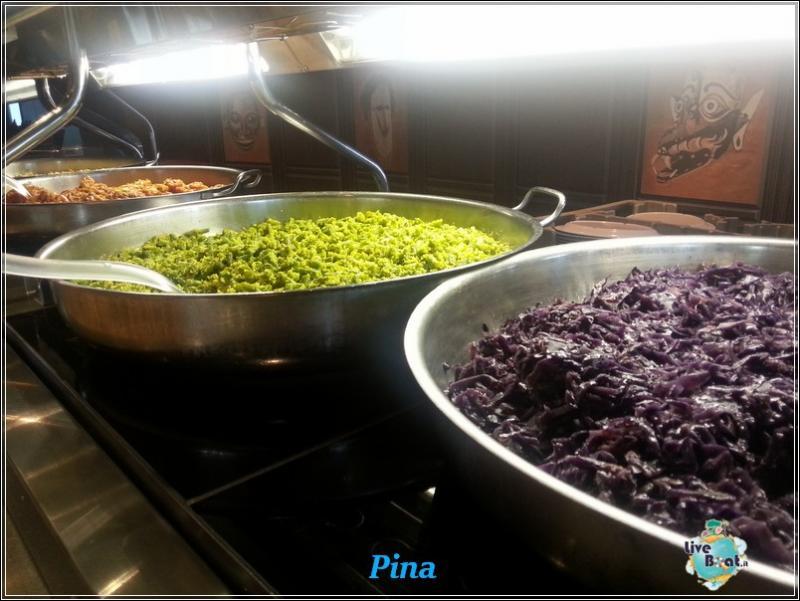 """""""Pago Pago"""" - il ristorante buffet di Msc Splendida-20140608_114709-jpg"""