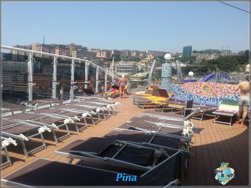 Piscine e idro di Msc Splendida-foto-msc-splendida-piscine-liveboat-crociere-4-jpg
