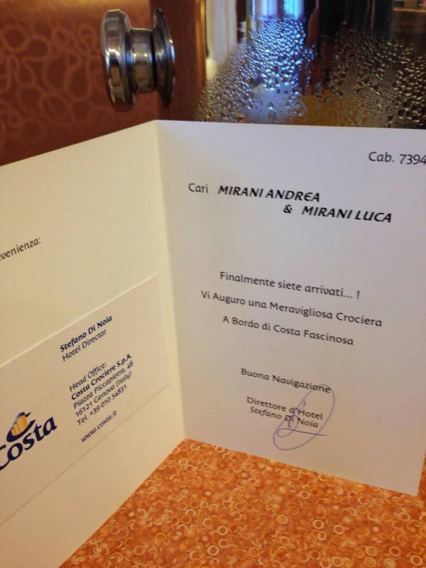 2014/10/06 Venezia Imbarco Costa Fascinosa-uploadfromtaptalk1412595094540-jpg
