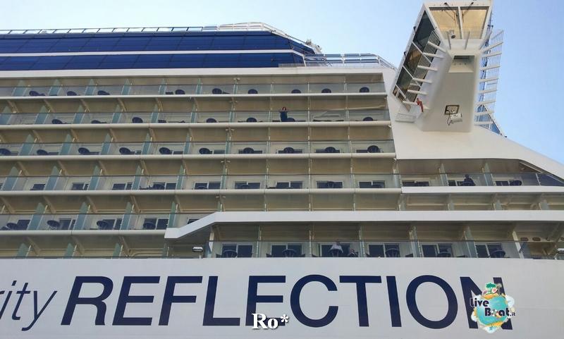 2014/10/06 Civitavecchia Imbarco Celebrity Reflection-7-foto-celebrity-reflection-civitavecchia-imbarco-diretta-liveboat-crociere-jpg