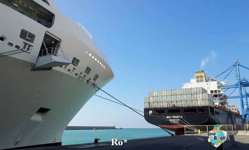 2014/10/06 Civitavecchia Imbarco Celebrity Reflection-8-foto-celebrity-reflection-civitavecchia-imbarco-diretta-liveboat-crociere-jpg