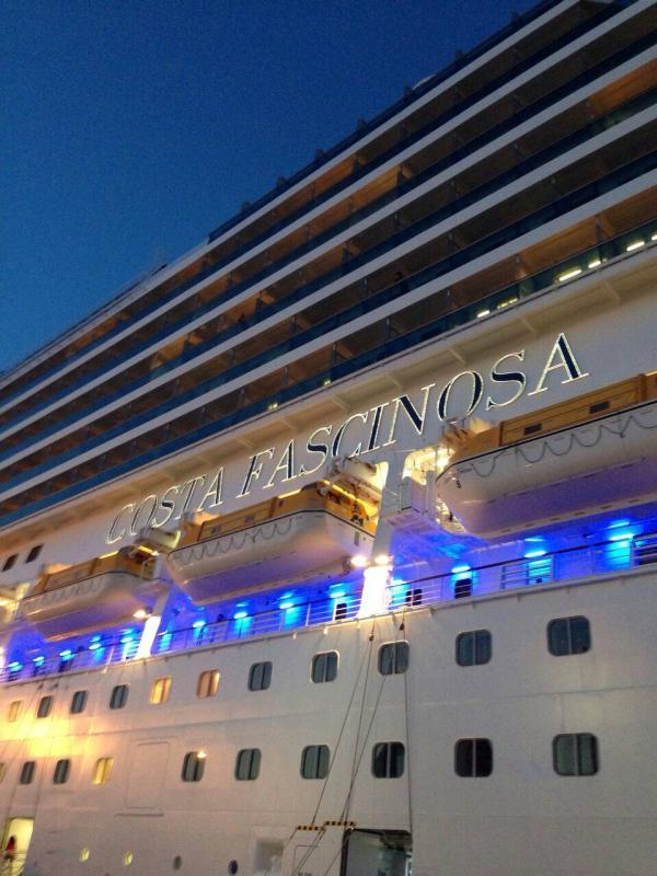 2014/10/07 Bari Costa Fascinosa-uploadfromtaptalk1412700933806-jpg