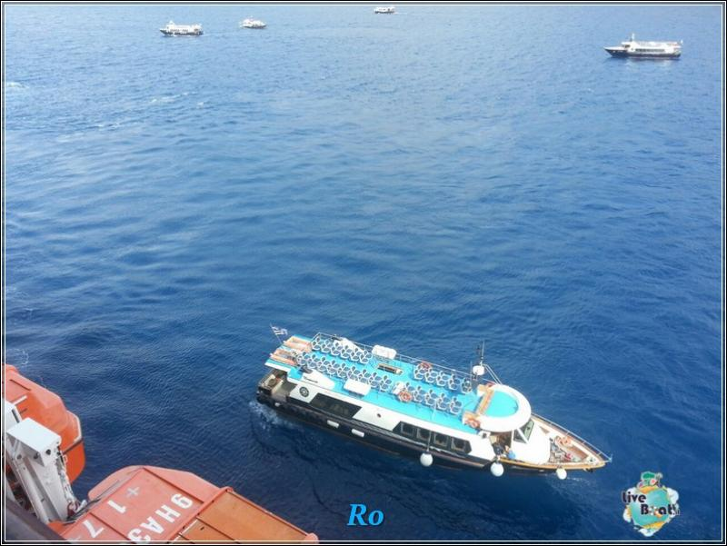 2014/10/08 Santorini Celebrity Reflection-foto-celebrityreflection-santorini-direttaliveboat-crociere-8-jpg