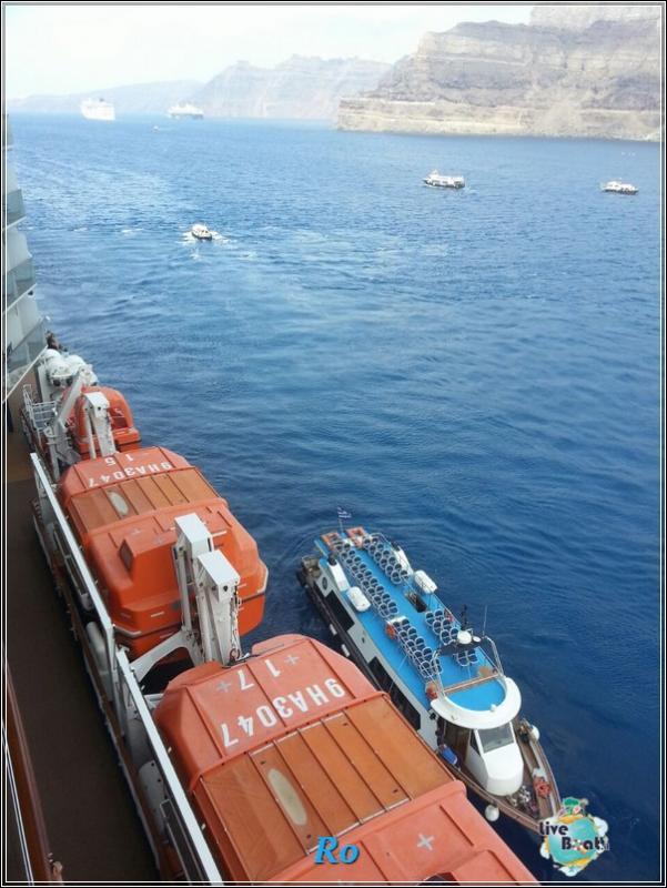 2014/10/08 Santorini Celebrity Reflection-foto-celebrityreflection-santorini-direttaliveboat-crociere-9-jpg