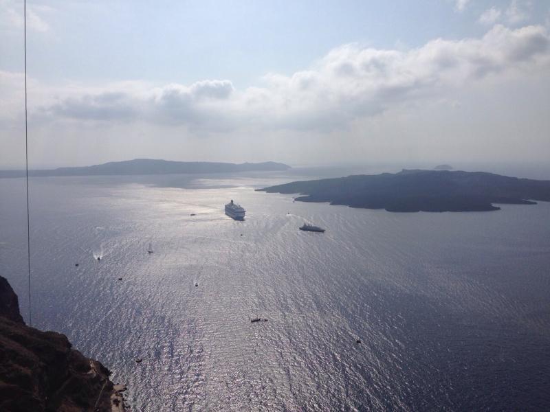 2014/10/09 Santorini Costa Fascinosa-uploadfromtaptalk1412857592532-jpg