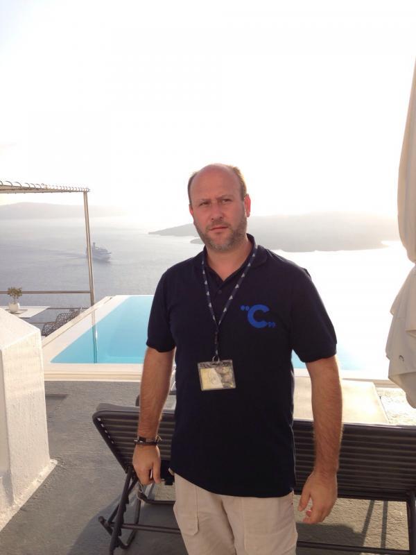 2014/10/09 Santorini Costa Fascinosa-uploadfromtaptalk1412869730708-jpg
