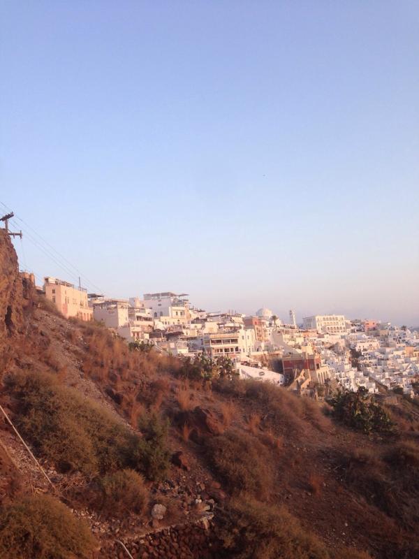 2014/10/09 Santorini Costa Fascinosa-uploadfromtaptalk1412869757013-jpg