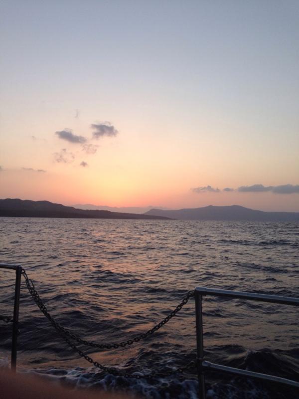 2014/10/09 Santorini Costa Fascinosa-uploadfromtaptalk1412869772259-jpg