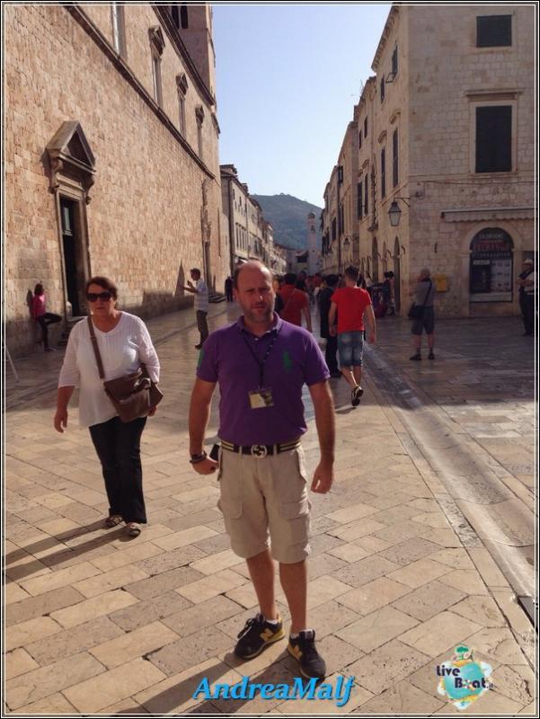 2014/10/12 Dubrovnik Costa fascinosa-foto-costafascinosa-dubrovnik-direttaliveobat-crociere-2-jpg