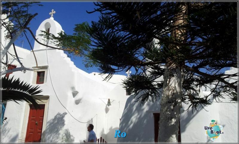 2014/10/14 Mikonos  -  Celebrity Reflection-foto-celebrityreflection-mykonos-direttaliveboat-crociere-9-jpg
