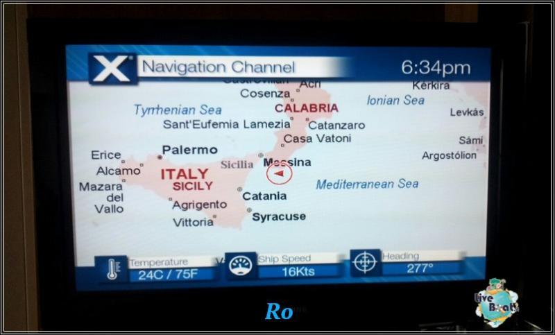 2014/10/15 Navigazione -  Celebrity Reflection-foto-celebrityreflection-navigazione-direttaliveboat-crociere-5-jpg
