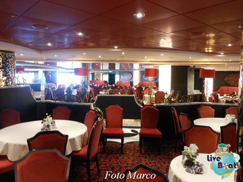 Ristorante Panoramico Villa Rossa - Msc Divina-79foto-liveboat-msc-divina-jpg